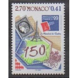 Monaco - 1999 - No 2207 - Exposition - Philatélie
