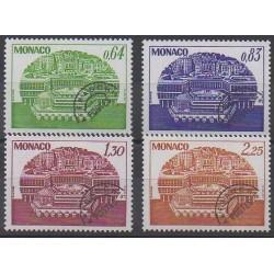 Monaco - Préoblitérés - 1978 - No P58/P61