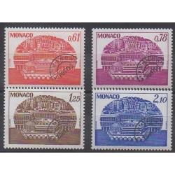 Monaco - Precancels - 1978 - Nb P54/P57