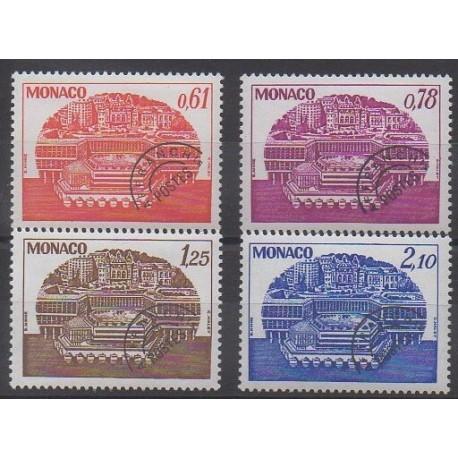 Monaco - Préoblitérés - 1978 - No P54/P57