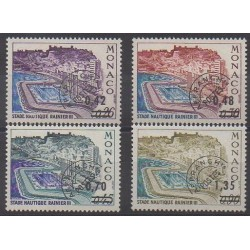 Monaco - Préoblitérés - 1975 - No P34/P37