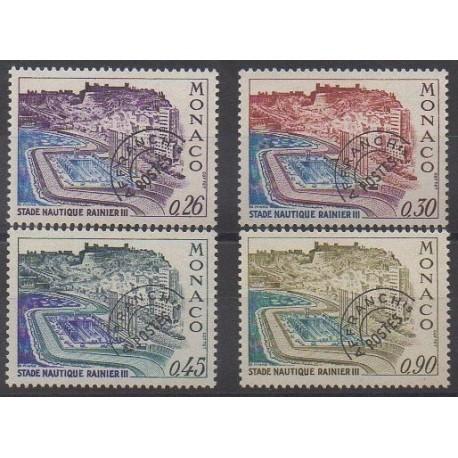 Monaco - Préoblitérés - 1971 - No P30/P33