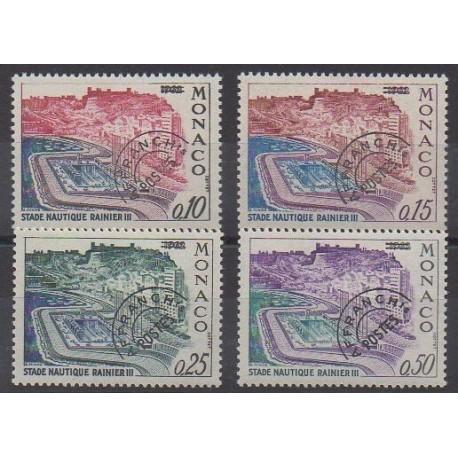 Monaco - Préoblitérés - 1964 - No P23/P26