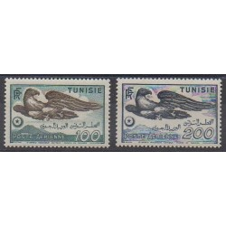Tunisie - 1949 - No PA14/PA15