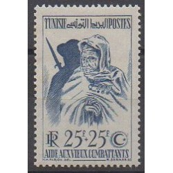 Tunisie - 1950 - No 337