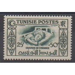 Tunisie - 1949 - No 329