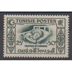 Tunisie - 1949 - No 329