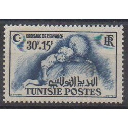 Tunisie - 1951 - No 350