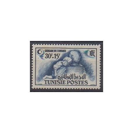Tunisie - 1951 - No 350