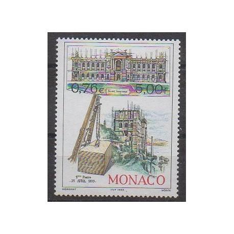 Monaco - 1999 - No 2201 - Monuments