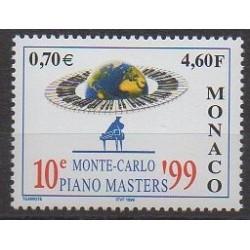 Monaco - 1999 - No 2193 - Musique