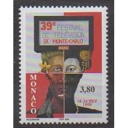 Monaco - 1999 - No 2189 - Télécommunications