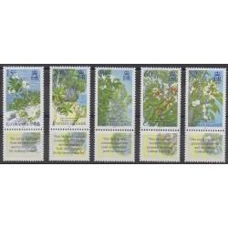 Cayman ( Islands) - 2006 - Nb 1004/1008 - Trees