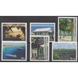 Cayman ( Islands) - 2009 - Nb 1117/1122 - Tourism