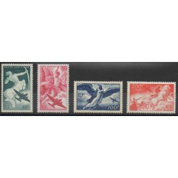 France - Airmail - 1946 - Nb PA16 / PA19