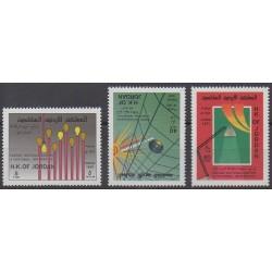 Jordan - 1991 - Nb 1302/1304 - Environment