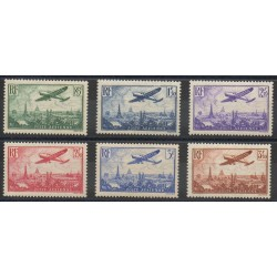 France - Airmail - 1936 - Nb PA 8 / PA 13