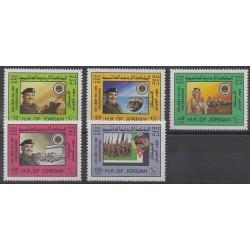 Jordan - 1984 - Nb 1133/1137