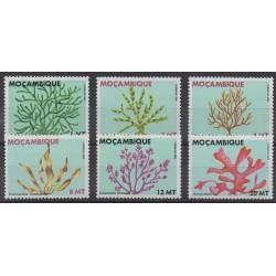 Mozambique - 1983 - Nb 902D/902J - Flora