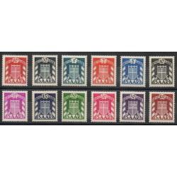 Saar - 1949 - Nb S27/S38