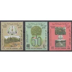 Jordanie - 1989 - No 1276/1278