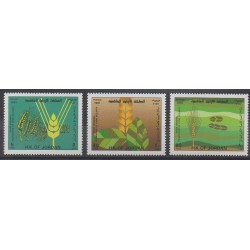 Jordan - 1991 - Nb 1305/1307