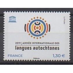 France - Official stamps - 2019 - Nb 176