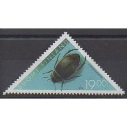 Finlande - 1996 - No 1317 - Insectes