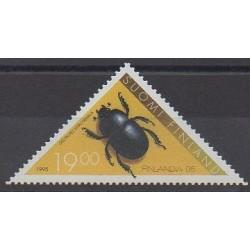 Finlande - 1995 - No 1267 - Insectes