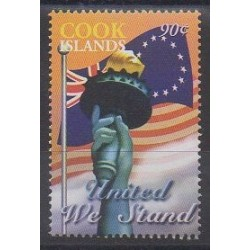 Cook (Islands) - 2003 - Nb 1219 - Various Historics Themes