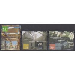 Jordan - 2006 - Nb 1689/1691 - Architecture