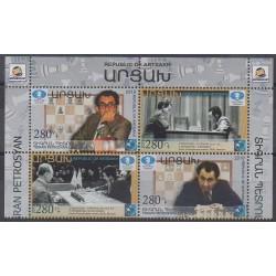 Arménie (Haut Karabagh) - 2019 - No 164/167 - Échecs
