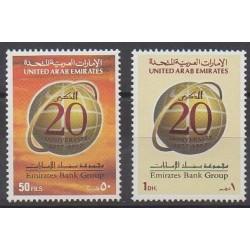 United Arab Emirates - 1997 - Nb 531/532