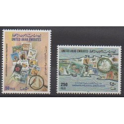 United Arab Emirates - 1997 - Nb 537/538 - Philately