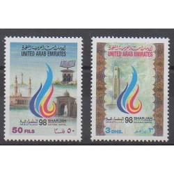 United Arab Emirates - 1998 - Nb 569/570