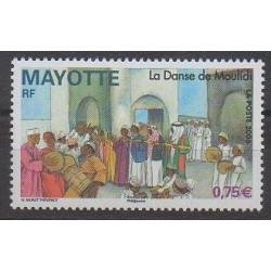 Mayotte - 2006 - Nb 192 - Folklore