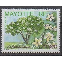 Mayotte - 2006 - No 191 - Arbres