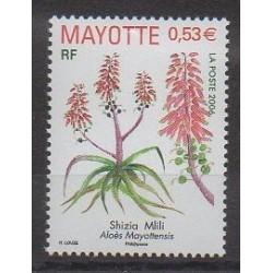 Mayotte - 2006 - No 190 - Fleurs