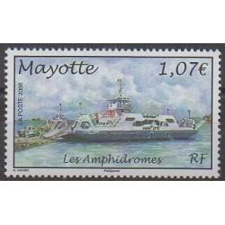 Mayotte - 2006 - Nb 188 - Boats