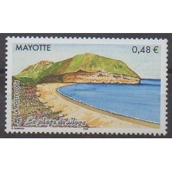 Mayotte - 2006 - No 187 - Sites