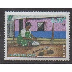 Mayotte - 2006 - Nb 183