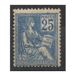 France - Poste - 1900 - Nb 118 - Mint hinged
