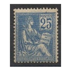 France - Poste - 1900 - No 118