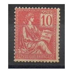 France - Poste - 1900 - Nb 116