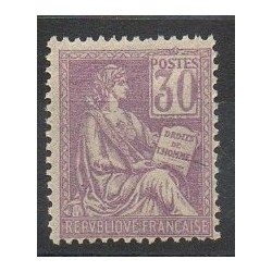 France - Poste - 1900 - No 115