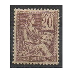 France - Poste - 1900 - Nb 113