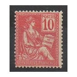 France - Poste - 1900 - No 112