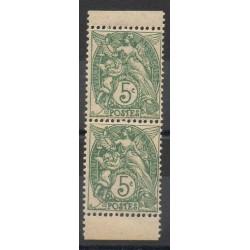 France - Varieties - 1900 - Nb 111f