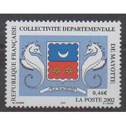 Mayotte - 2002 - No 111