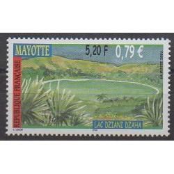 Mayotte - 2001 - No 110 - Sites